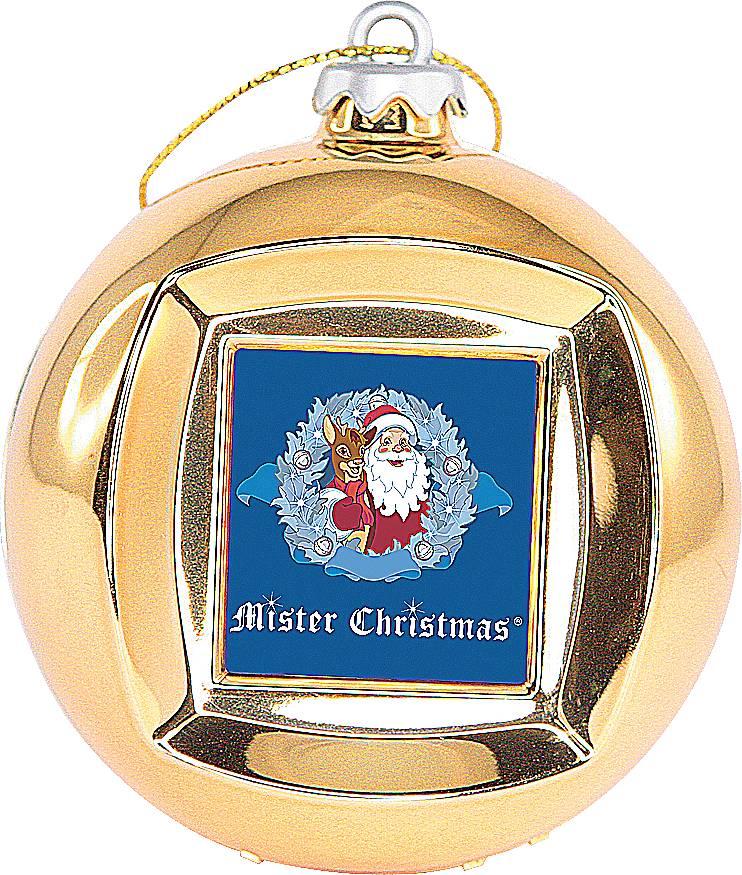 Mister Christmas FRAME BALL/3 цифровая фоторамкаFRAME BALL/3Золотая новогодняя цифровая фоторамка-шар Mister Christmas на первый взгляд выглядит как обычный стеклянный шар, такими мы украшаем новогоднюю елку. На самом же деле у этого шара есть USB-порт, с помощью которого в него можно загрузить до 100 визуальных образов в широком цветовом ряде. Так же шар-фоторамка предлагает установить время и дату. Всего 65 мм в диаметре и столько функций! Цифровая фоторамка выполнена из прочных материалов и отличается высоким качеством. Поэтому можно не переживать, что она сломается или разобьется. Этого не случится. Как елочная игрушка, красный шар украсит новогоднюю елку и будет изысканно смотреться среди других елочных украшений. Как цифровая фоторамка, шар покажет потрясающее слайд-шоу из дорогих вашему сердцу фотографий. Так же вы всегда сможете уточнить время и текущую дату. Золотая новогодняя цифровая фоторамка-шар Mister Christmas – отличный вариант символического подарка своим друзьям и коллегам по работе. К тому...