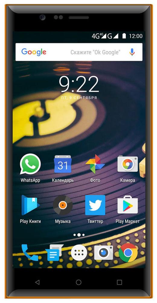 Highscreen Boost 3 SE Pro, Blue Orange23522Highscreen Boost 3 Pro SE - это знаменитая модель в обновленном варианте. Версия Pro отличается от обычной увеличенным объёмом встроенной и оперативной памяти. При идентичных размерах с Boost 3 Pro, обновлённый вариант смартфона с модификацией SE имеет ещё более мощные батареи в 3100 и 6900 мАч. Прочие ключевые параметры телефона сохранены: великолепный звук, рекордная автономность, сочный экран, мощный процессор. В данной модели используется прямая передача аудиопотока на внутренний DAC в обход ограничений операционной системы Android, которая осуществляет даунсемплинг любого сигнала с частотой дискретизации выше 48 kHz. Фирменный плеер обеспечит максимальное хорошее качество звука. Highscreen Boost 3 SE Pro воспроизводит все популярные форматы файлов, включая wav, flac, mp3 и DSD. Аппарат поддерживает UPnP/DLNA, воспроизведение файлов из сети с доступом по Samba, потоковое аудио с радиостанций (поддерживаются потоки .m3u, .pls, .asx и AAC/mp3). ...