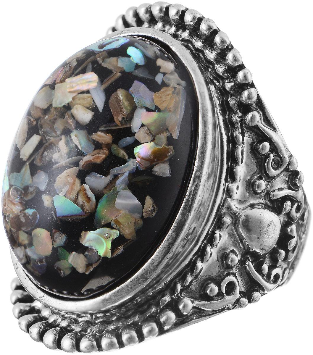 Кольцо Bradex Винтажная история, цвет: серебряный. AS 0022AS 0022Кольцо Bradex Винтажная история изготовлено из металлического сплава. Декоративный элемент выполнен в овальной форме и оформлен вставкой из искусственного камня.