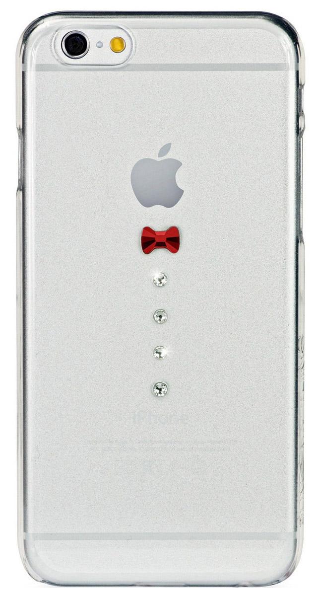Bling My Thing Casino Cosmopolitan Case чехол для iPhone 6 Plus/6s Plus, Clearip6s-l-cn-cl-lscЧехол Bling My Thing Casino Cosmopolitan Case для Apple iPhone 6 Plus/6s Plus выполнен из высококачественных материалов и оформлен кристаллами Swarovski. Он обеспечивает надежную защиту корпуса смартфона и надолго сохраняет его привлекательный внешний вид. Чехол также обеспечивает свободный доступ ко всем разъемам и клавишам устройства.