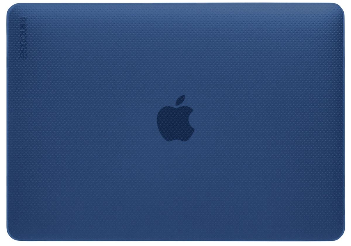 Incase Hardshell Case Dots чехол для Apple MacBook 12, Blue MoonCL60681Защитите свой MacBook и украсьте его в своём стиле с помощью лёгкого облегающего футляра Hardshell Case Dots от Incase. Он обеспечивает полную защиту, не закрывая доступ к разъёмам, индикаторам и кнопкам. Этот прочный футляр для MacBook выполнен в элегантном стиле. Благодаря литой конструкции и прорезиненным ножкам ноутбук хорошо зафиксирован на месте и не нагревается. Имеет вентиляционные отверстия для отвода тепловыделения.