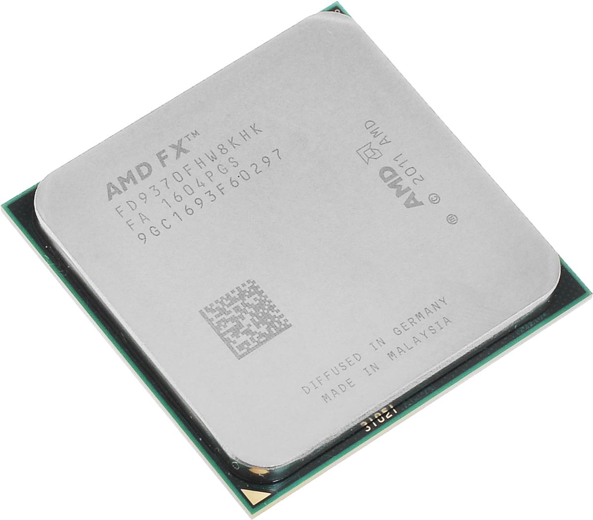 AMD FX-9370 процессор (FD9370FHW8KHK)FD9370FHW8KHKПроцессор AMD FX-9370 подойдет для настольных персональных компьютеров, основанных на платформе AMD. Данная модель имеет разблокированный множитель, а также встроенный двухканальный контроллер памяти DDR3. Процессор поддерживает все основные технологии AMD: AMD64 Enhanced Virus Protection, HyperTransport, PowerNow! / CoolnQuiet, Turbo Core 3.0, Virtualization