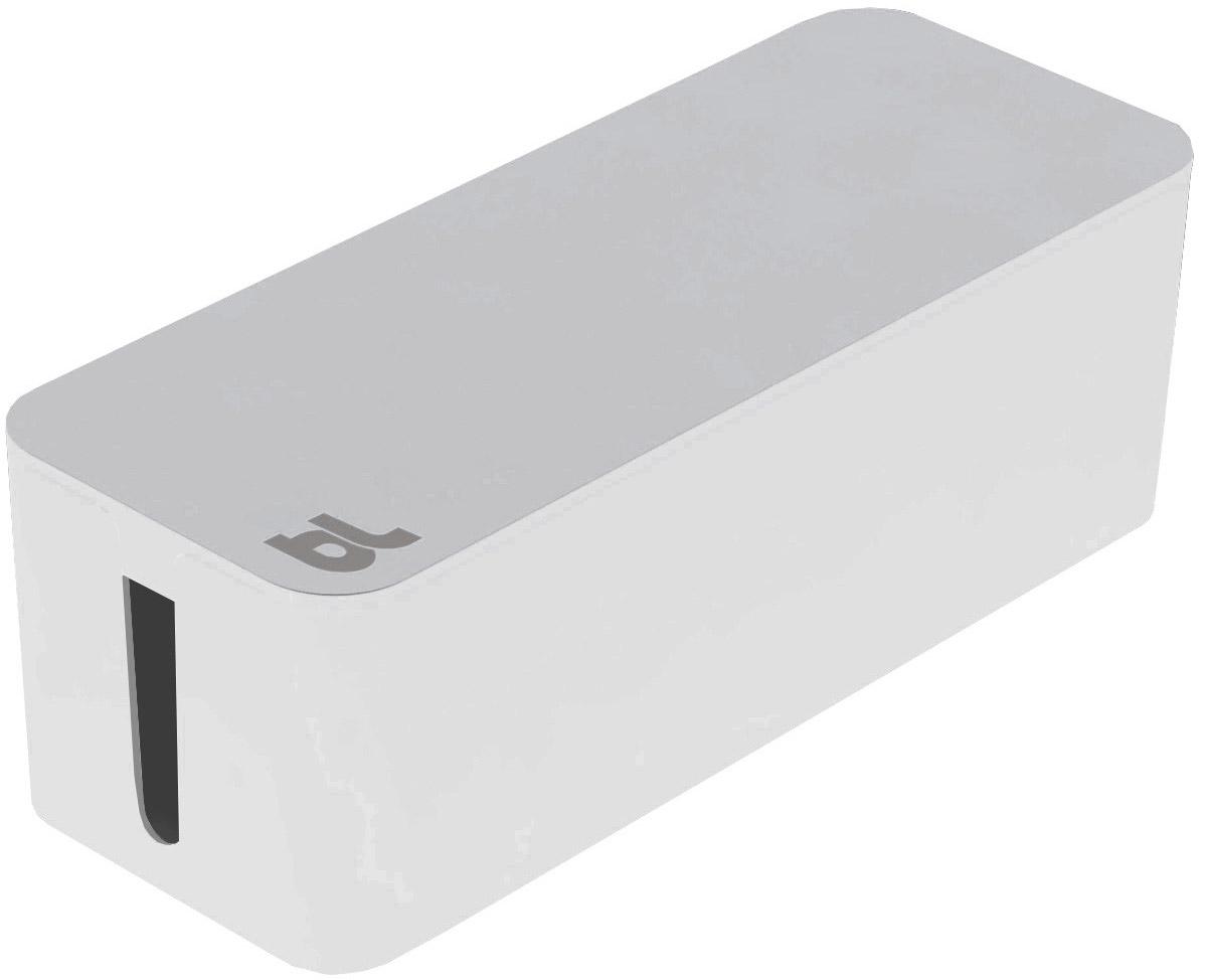 Bluelounge CBM-WH CableBox Mini, White бокс для хранения проводов с сетевым фильтром