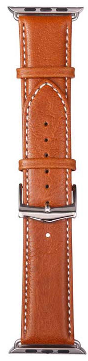 Dbramante1928 Copenhagen Watch Strap, Silver Tan ремешок для Apple Watch (42 мм)