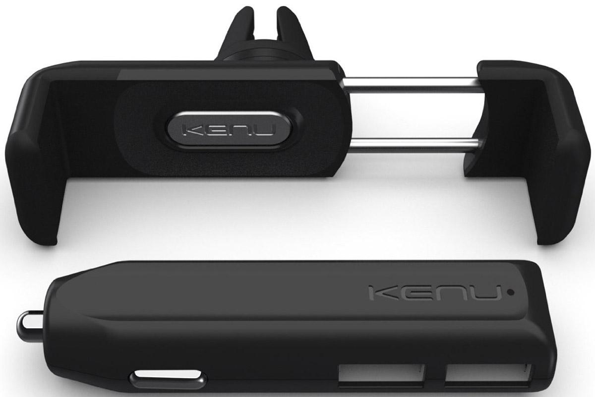Kenu CK1-KK-NA Airframe+ Car Kit автомобильное зарядное устройство с креплениемCK1-KK-NA