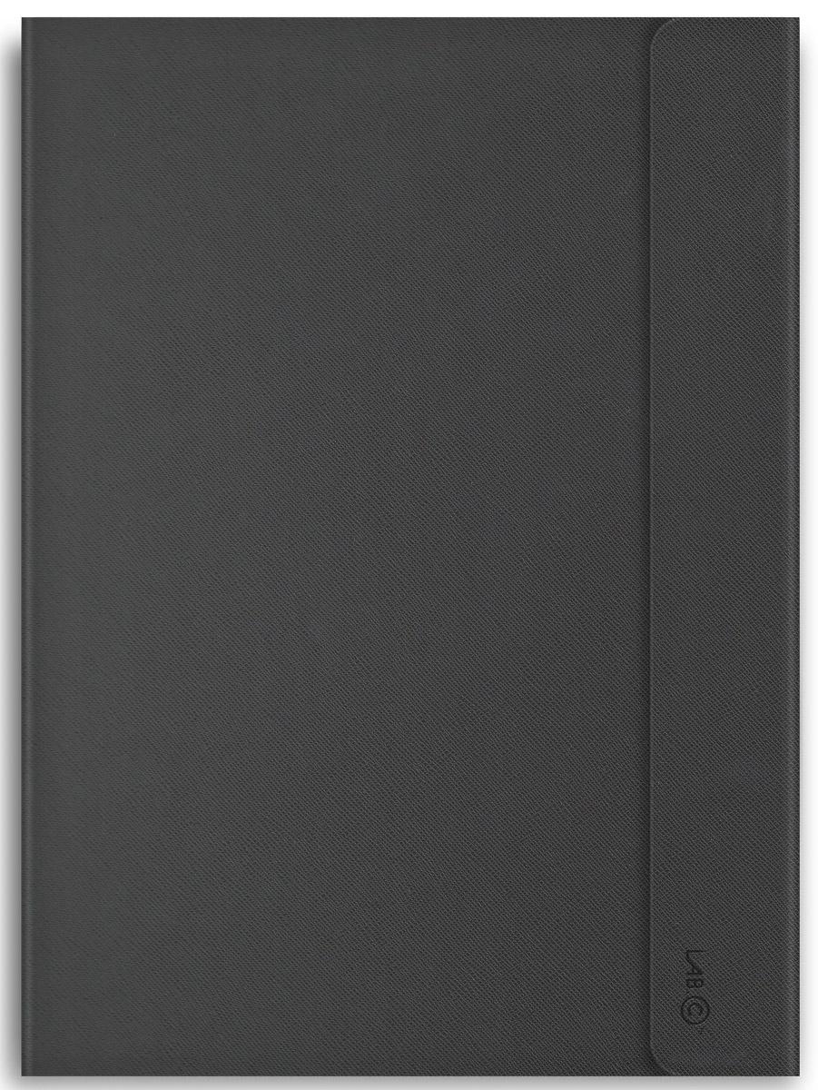 LAB.C Slim Fit Case чехол для Apple iPad Pro 12,9, BlackLABC-416-BKЧехол LAB.C Slim Fit для Apple iPad Pro 12,9 выполнен из полиуретана и имеет надежную конструкцию. Толщиной всего 12 мм, он обеспечивает прочную защиту со всех сторон. LAB.C Slim Fit имеет регулируемый угол наклона, который превращает чехол в удобную подставку. Обеспечивает свободный доступ ко всем кнопкам и разъемам устройства.