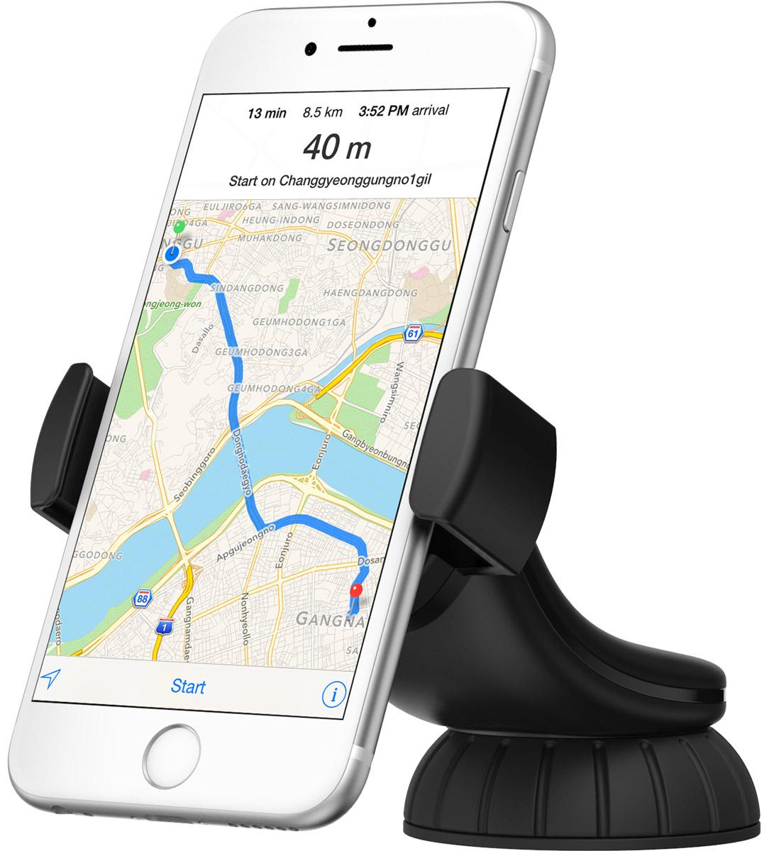LAB.C Smartphone Car Mount Holder, Black автомобильный держатель