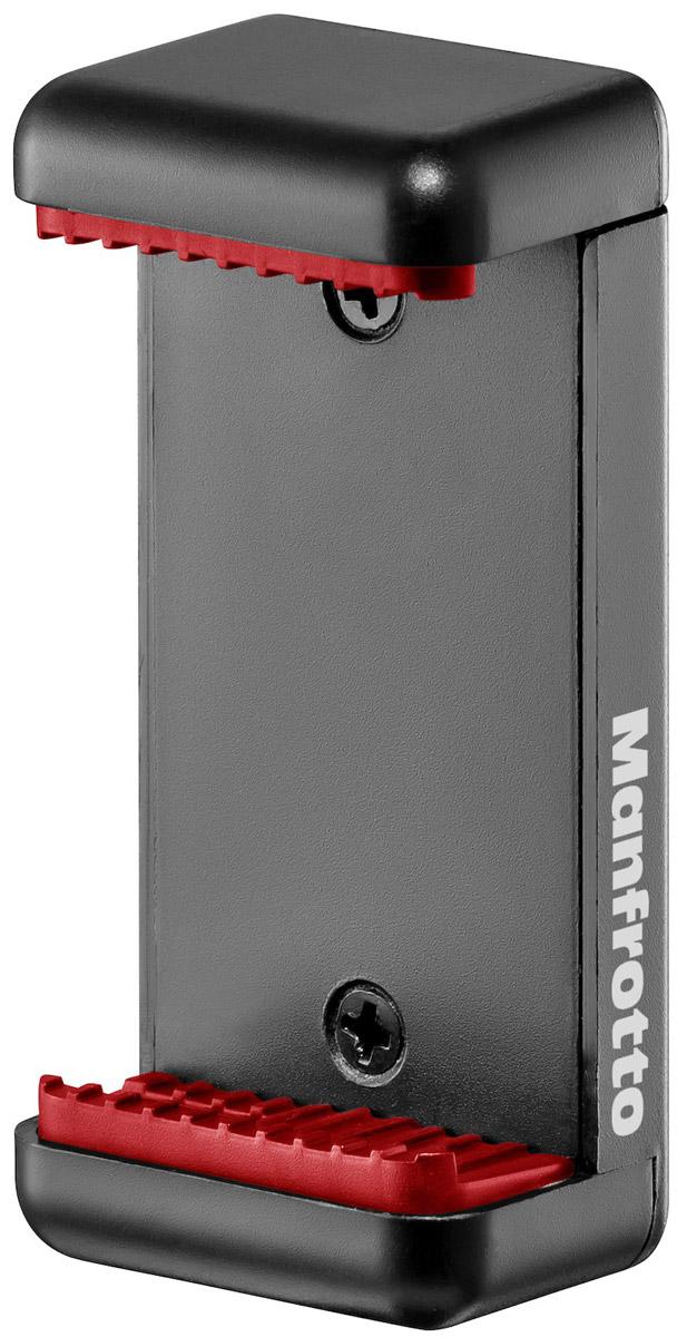Manfrotto Universal Smartphone Clamp подставка-держатель для смартфоновMSCLAMP