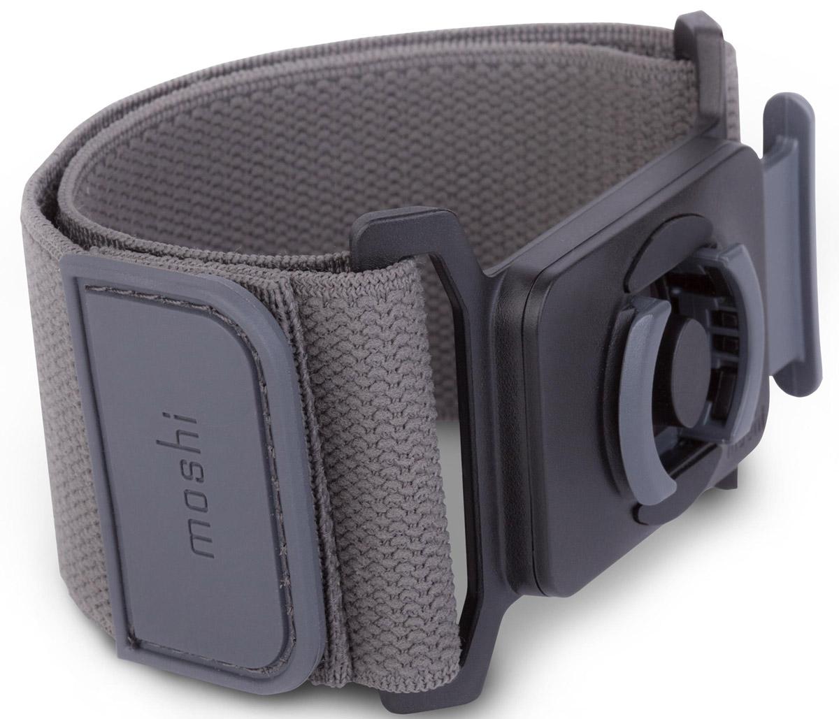Moshi Armband, Black чехол на руку для смартфона99MO086003
