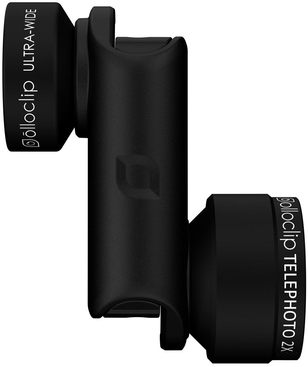 Olloclip Active, Black накладной объектив для iPhone 6/6 PlusOC-0000126-EU