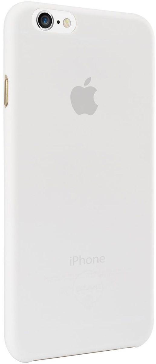 Ozaki O!coat 0.3 Jelly Case чехол для iPhone 6, TransparentOC555TRЧехол Ozaki O!coat 0.3 Jelly Case для Apple iPhone 6/6S предназначен для защиты корпуса смартфона от механических повреждений и царапин в процессе эксплуатации. Имеется свободный доступ ко всем разъемам и кнопкам устройства. Толщина чехла составляет 0,3 мм.
