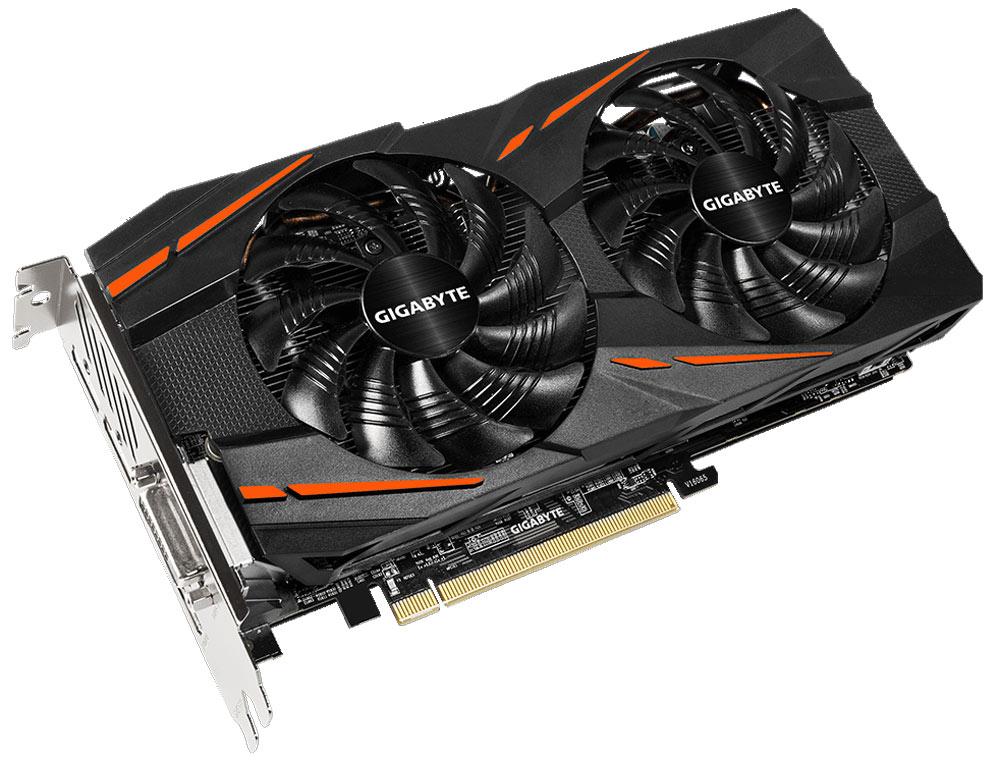 Gigabyte Radeon RX 470 G1 Gaming 4GB видеокарта GV-RX470G1 GAMING-4GD