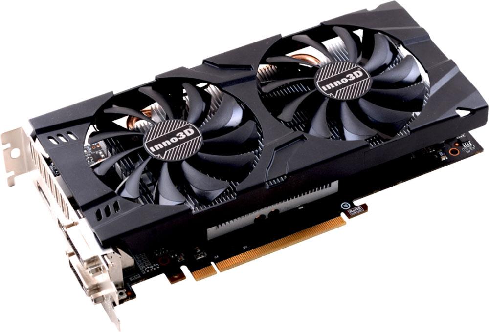 Inno3D GeForce GTX 1060 Twin X2 3GB видеокартаN106F-2SDN-L5GSВидеокарта Inno3D GeForce GTX 1060 Twin X2 оснащена инновационными игровыми технологиями, что делает ее идеальном выбором для самых современных игр в высоком разрешении. Создана на основе архитектуры NVIDIA Pascal, самой технически продвинутой архитектуры GPU из когда-либо созданных. Она обеспечивает высочайшую производительность, которая открывает дорогу к VR-играм и другим возможностям. Видеокарта GTX 1060 на основе графического ядра Pascal демонстрирует высочайшую производительность и энергоэффективность, а такие особенности как ультра-быстрые транзисторы FinFET и поддержка DirectX 12, способствуют плавному геймплею и высокой скорости в играх. Откройте для себя новое поколение виртуальной реальности, минимальные задержки и plug-and-play совместимость с самыми популярными гарнитурами. Все это становится возможным благодаря технологиям NVIDIA VRWorks. Виртуальный звук, физика и ощущения позволят вам слышать и чувствовать каждый момент. ...