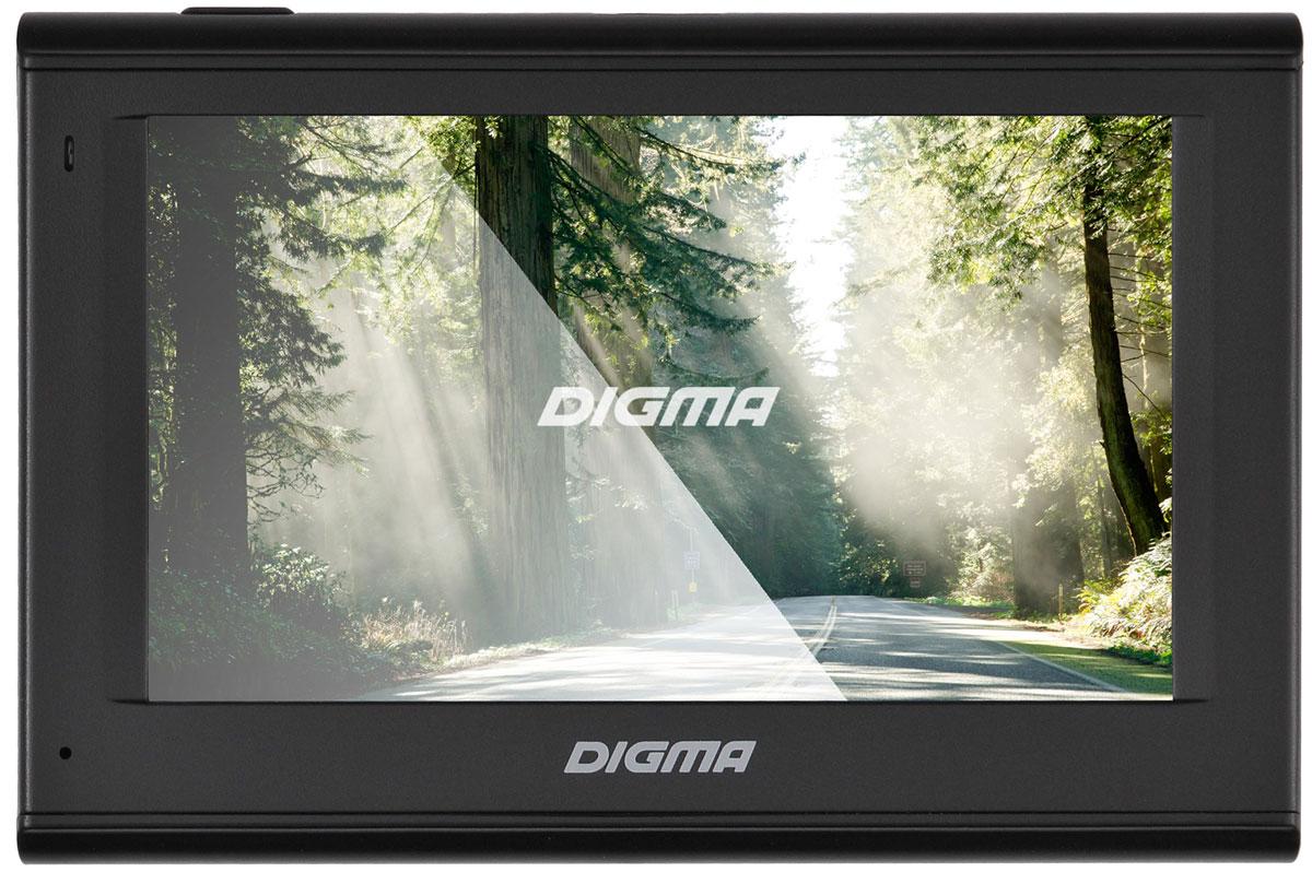 Digma Alldrive 401, Black GPS навигаторALLDRIVE 401GPS навигатор Digma Alldrive 401 - это устройство, созданное для облегчения жизни автомобилистов и путешественников. Оснащенный программным обеспечением Navitel, девайс поможет вам всегда получать только актуальную и детализированную информацию о вашем местонахождении и без проблем добраться до места назначения. Голосовое оповещение предназначено для того, чтобы водитель был сконцентрирован только на дороге. Устройство имеет цветной 4.3 сенсорный дисплей с разрешением 480х272 пикселей. Работающий на базе операционной системы Windows CE 6.0, GPS навигатор Digma Alldrive 401 располагает большими мультимедийными возможностями. Быструю работу устройства обеспечивает процессор Mstar MSB2531, имеющий частоту 800 МГц, и оперативная память 128 МБ. Наличие собственной памяти 4 ГБ и возможность установить флеш-накопитель microSD до 32 ГБ позволяет помимо навигационных карт наполнить устройство медиафайлами. Аккумулятор емкостью 850 мА/ч позволяет...