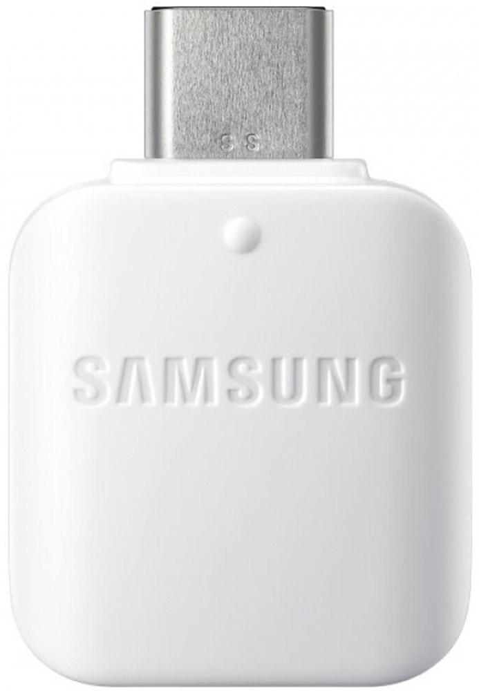 Samsung EE-UN930, White переходник-адаптерEE-UN930BWRGRUАдаптер Samsung EE-UN930BWRGRU представляет собой переходник, оснащённый коннектором USB Type-C и входом USB Type-A. С его помощью легко можно соединить между собой устройства, оснащённые портами USB разных типов. Переходник можно использовать в качестве адаптера OTG для смартфона. С его помощью к смартфону подключаются мыши, клавиатуры, другие смартфоны, которые можно заряжать от его батареи, и прочие устройства.