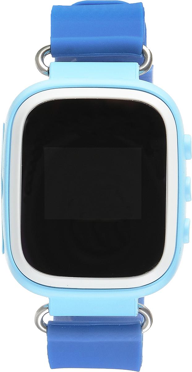 TipTop 100ВЦ, Light Blue детские часы-телефон