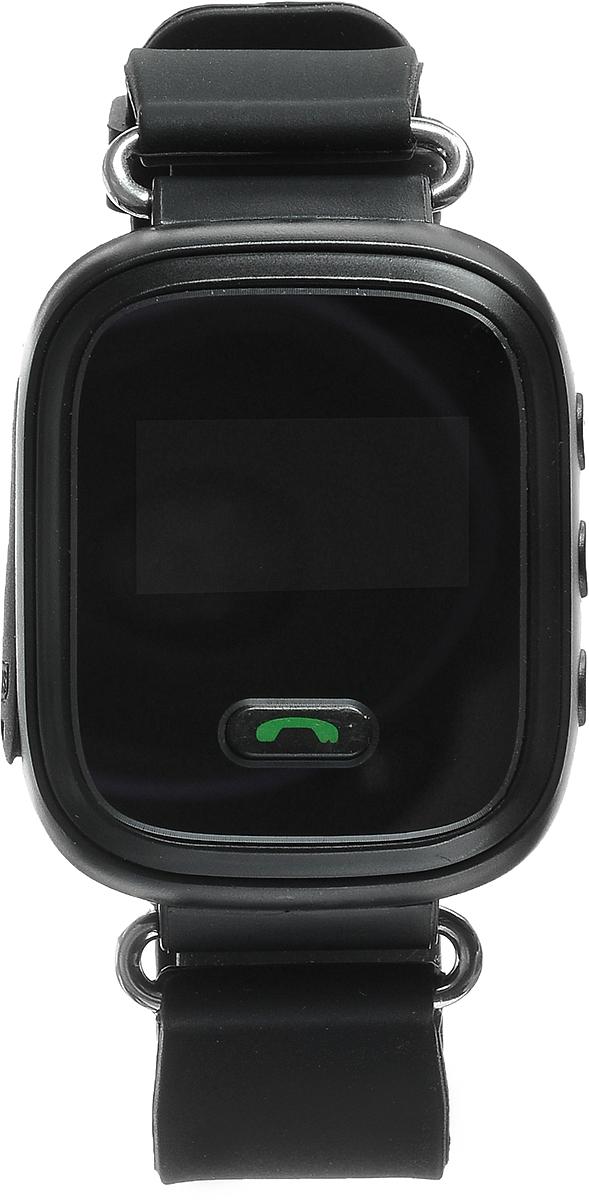 TipTop 60Ц, Black детские часы-телефон00134Детские умные часы-телефон TipTop 60ЦВ с GPS-трекером созданы специально для детей и их родителей. С ними вы всегда будете знать, где находится ваш ребенок и что рядом с ним происходит. Управление часами происходит полностью через мобильное приложение, которое можно бесплатно скачать на AppStore или PlayMarket. Основные функции: В часы вставляется сим-карта. Родители всегда могут позвонить на часы, также ребенок может позвонить с часов на 3 самых важных номера - мама, папа, бабушка. Также можно разрешать или запрещать номерам звонить на часы, например, внести в список разрешенных звонков только номера телефонов близких и родных Родители могут слушать, что происходит рядом с ребенком - как няня обращается с ребенком, как ребенок отвечает на уроках На часах есть кнопка SOS - в случае опасности ребенок нажимает на эту кнопку, и часы автоматически дозваниваются на все 3 номера - кто быстрее ответит. Также высылают сообщение...
