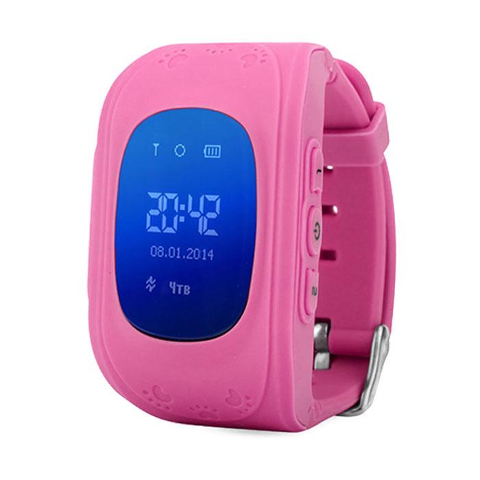 Wonlex Smart Baby Watch Q50, Pink умные детские часыQ50pУмные часы Wonlex Smart Baby Watch Q50 - полезный девайс для безопасности и контроля вашего ребенка. Они имеют надежную конструкцию и устойчивы к воздействию влаги (капли воды, брызги). Данная модель имеет встроенные динамик и микрофон. В любой момент вы видите местонахождение ребенка на своем смартфоне или планшете, а также можете позвонить ребенку прямо на часы. В любой момент можно послушать, что происходит рядом с ребенком, например о чем говорит няня. Ребенок в любой момент может связаться с мамой или папой просто нажав одну кнопку. Посмотрите где был ваш ребенок (история передвижений на карте). Даже если ребенок снимает часы, вы получите сигнал об этом. Получите уведомление, когда ребенок достиг конца маршрута (например пришел домой). В случае опасности есть кнопка SOS, при нажатии на которую часы непрерывно звонят на все установленные вами номера, пока кто-нибудь не возьмет трубку. Если ребенок выйдет за...