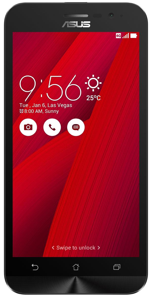 Asus ZenFone Go ZB500KL, Red (90AX00A3-M00740)90AX00A3-M00740Поддержка двух SIM-карт, четкое изображение, интуитивно понятный пользовательский интерфейс - все это Вы найдете в новом смартфоне Asus ZenFone Go ZB500KL. Линейка мобильных продуктов Asus, разрабатываемых под общей философией Zen, - это устройства, которыми приятно пользоваться. Сочетая в себе широкую функциональность и великолепный дизайн, они идеально подходят для современного, мобильного стиля жизни. ZenFone Go выполнен в эргономичном корпусе, который удобно ложится в ладонь. Оригинальным и весьма удобным решением в его дизайне является расположенная на задней панели корпуса кнопка, с помощью которой можно делать фотоснимки, изменять громкость звука и т.д. Подчеркните свою индивидуальность, выбрав ZenFone Go своего любимого цвета из нескольких доступных вариантов. А затем установите соответствующую визуальную тему пользовательского интерфейса ASUS ZenUI. В ZenFone Go реализована эксклюзивная технология PixelMaster, представляющая собой...