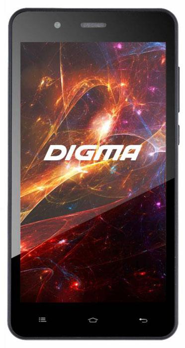 Digma Vox S504 3G, Black