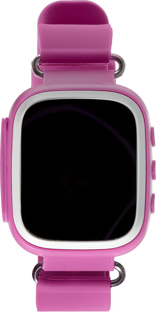 TipTop 100ВЦ, Pink детские часы-телефон00128Детские умные часы-телефон TipTop 100ВЦ с GPS-трекером созданы специально для детей и их родителей. С ними вы всегда будете знать, где находится ваш ребенок и что рядом с ним происходит. Управление часами происходит полностью через мобильное приложение, которое можно бесплатно скачать на AppStore или PlayMarket. Основные функции: Родители с помощью мобильного приложения всегда видят на карте, где находится их ребенок В часы вставляется сим-карта. Родители всегда могут позвонить на часы, также ребенок может позвонить с часов на 2 самых важных номера - мама, папа. Также можно разрешать или запрещать номерам звонить на часы, например, внести в список разрешенных звонков только номера телефонов близких и родных Родители могут слушать, что происходит рядом с ребенком - как няня обращается с ребенком, как ребенок отвечает на уроках На часах есть кнопка SOS - в случае опасности ребенок нажимает на эту кнопку, и часы ...