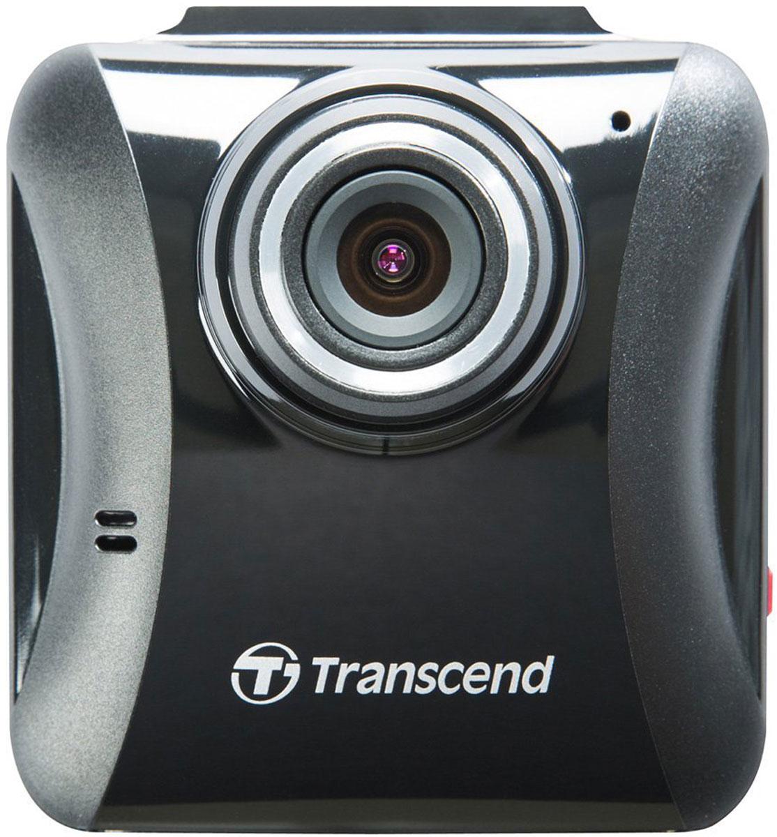 Transcend DrivePro 100 видеорегистратор автомобильный + microSD 16GbTS16GDP100MВне зависимости от времени суток, автомобильный видеорегистратор DrivePro 100 - ваш надёжный видеосвидетель. Встроенный аккумулятор позволяет вести запись в течение 30 секунд после отключения электропитания, что дает максимальную уверенность в том, что видеорегистратор сохранит все важные моменты. DrivePro 100 оснащен объективом с широким углом обзора, состоящим из шести стеклянных линз, который позволяет снимать кристально-четкое видео высокой четкости в формате Full HD, имеет функцию захвата кадров и оснащен ярким цветным 2,4-дюймовым ЖК-дисплеем. DrivePro 100 прост в установке и настройке, а также оснащен функцией автоматического включения и выключения (Auto Power On/Off). Более того, доступный для бесплатной загрузки программный пакет DrivePro Toolbox для Windows позволяет с легкостью воспроизводить на ПК записанные видеорегистратором видеофайлы. DrivePro 100 оснащен объективом с большой диафрагмой (f/1.8) и способен автоматически ...