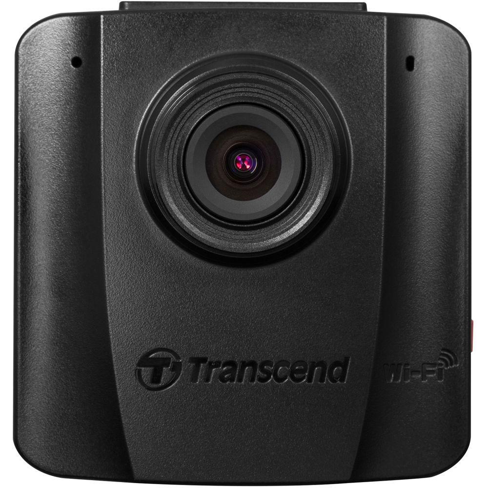 Transcend DrivePro 50 видеорегистратор автомобильный + microSD 16Gb