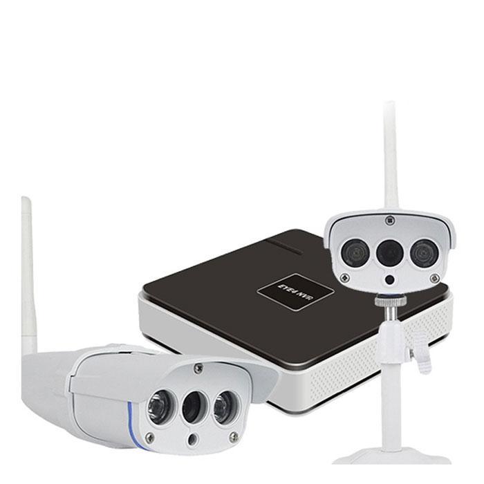 Vstarcam NVR C16 KIT система видеонаблюдения1600000360792Vstarcam NVR C16 KIT - готовый уличный комплект для видеонаблюдения. IP-камеры Vstarcam C7816WIP с разрешением 720р HD и возможностью ночной съемки (до 15 м) дадут вам прекрасную, четкую картинку. Также при острой необходимости вы сможете подключить 2 дополнительные камеры Vstarcam, и, тем самым, вывести ваше уличное видеонаблюдение в формат профессиональной системы. Четырехканальный IP видеорегистратор Vstarcam N400 предназначен для записи видео с камер Vstarcam C серии (и других камер по протоколу Onvif и RTSP) в высоком разрешении на жесткий диск (HDD) объемом до 6 ТБ. Регистратор поддерживает все современные возможности доступа к видео в реальном времени и архиву. Например, просмотр локально на подключенном мониторе или по сети Интернет. Нет необходимости использовать статический IP-адрес. Вы экономите на абонентской плате, благодаря уникальной технологии Р2Р. Для просмотре изображения на ПК реализован веб-интерфейс, а для...