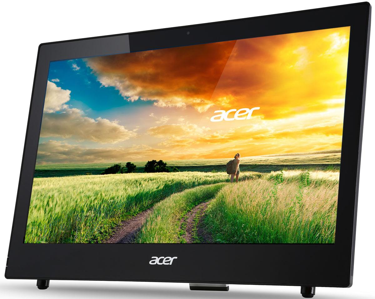 Acer Aspire Z1-602, Black моноблок (DQ.B3VER.007)DQ.B3VER.007Моноблок Acer Aspire Z1-602 отличается стильным дизайном и отличной функциональностью. Моноблок Acer Aspire Z1-602 оснащен всем необходимым. При этом устройство очень компактно и занимает намного меньше места, чем обычный настольный ПК. Этот замечательный моноблок толщиной всего 30 мм, что делает работу с ними максимально удобной. Acer Aspire Z1 идеально подходит для просмотра фильмов и серфинга в Интернете. Дисплей HD обеспечит превосходное качество просмотра ваших любимых фильмов. Данная модель оснащена встроенной веб-камерой HD и динамиками Hi-Fi, чтобы вы могли общаться с друзьями без ограничений. Компьютер имеет регулируемую подставку, которая позволяет выбрать наиболее удобный способ просмотра любого контента: от веб-страниц до любимого фильма. Кроме того, устройство снабжено удобными отверстиями на корпусе для прокладки кабелей, что позволяет освободить рабочее пространство. Точные характеристики зависят от...