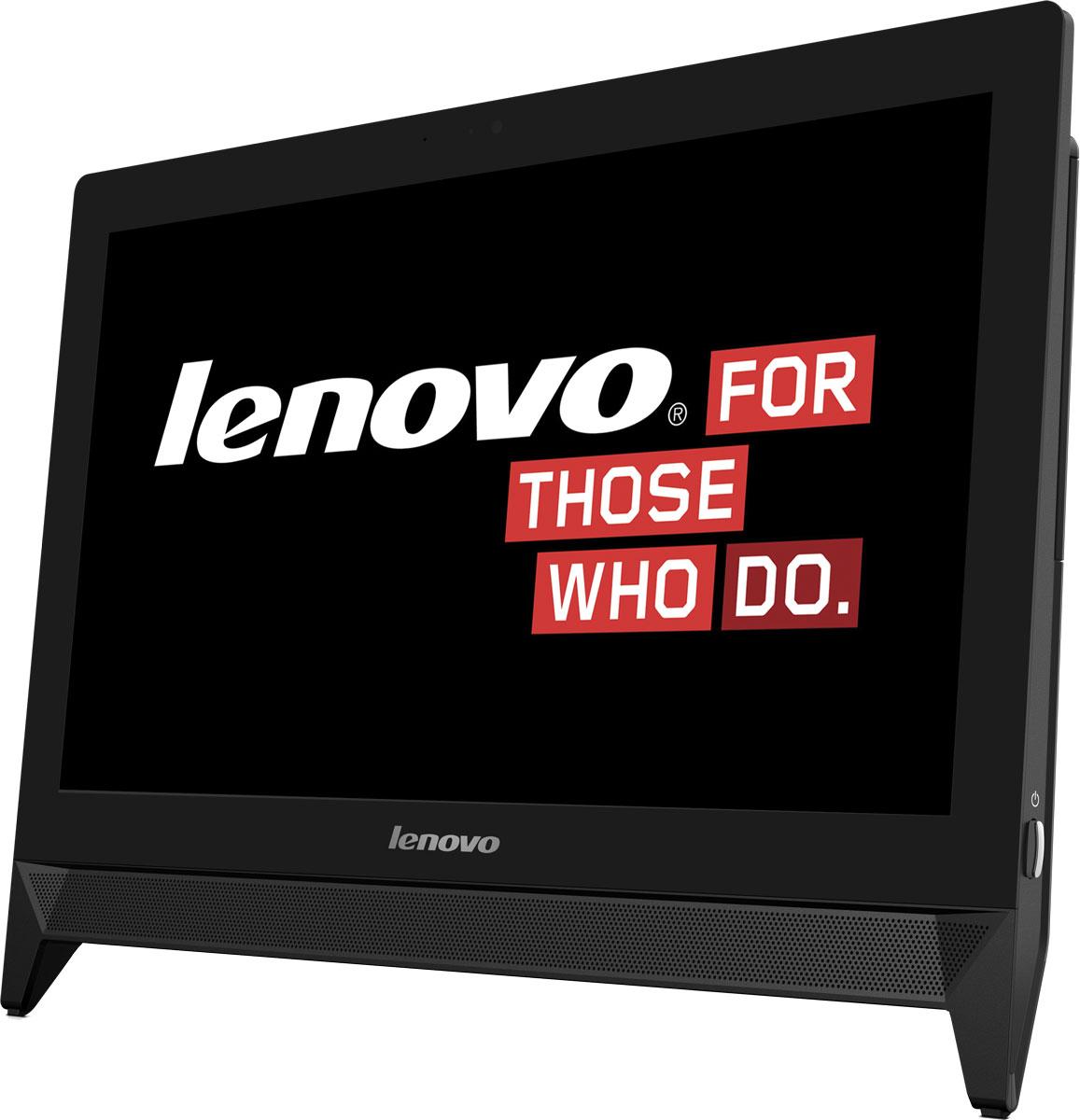 Lenovo C20-00, Black моноблок (F0BB00T9RK)F0BB00T9RKПусть этот тонкий и изящный моноблок станет вашим новым домашним ПК. Lenovo C20-00, оснащенный новейшим процессором, совмещает функциональность, производительность и привлекательную цену. Благодаря стереофоническим динамикам и выходу HDMI, этот компьютер можно использовать в качестве домашнего развлекательного центра, обеспечивающего четкое изображение и высочайшее качество воспроизведения звука. Дисплей C20-00 занимает очень мало места на вашем столе, стойке или в развлекательном центре. Великолепный 19,5-дюймовый дисплей за счет удобной системы фиксации кабелей занимает минимум места. Ощутите эффект полного присутствия при общении с друзьями и родственниками в видеочате с веб-камерой высокого разрешения 720p. Точные характеристики зависят от модификации. Моноблок сертифицирован EAC и имеет русифицированную клавиатуру и Руководство пользователя.