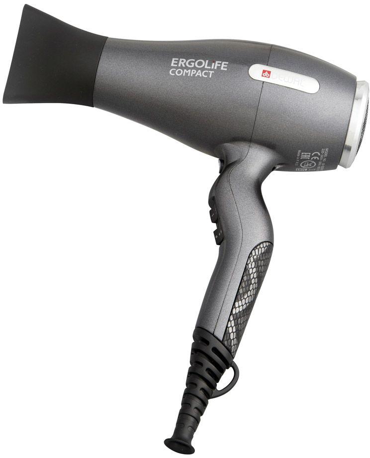 Dewal 03-002 ErgoLife Compact, Grafit фен