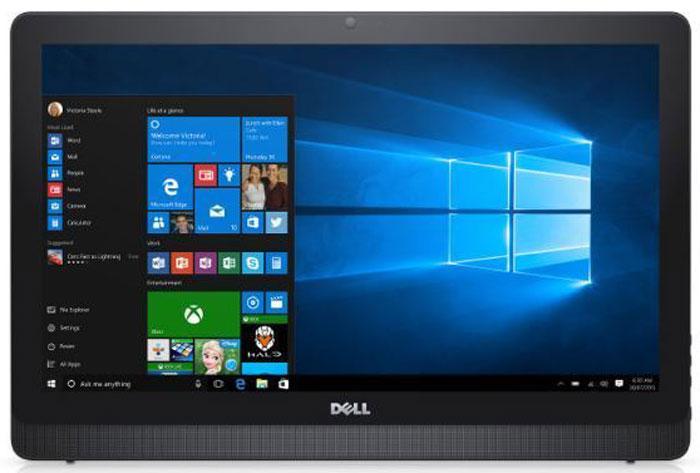Dell Inspiron 3264-9906, Black моноблок