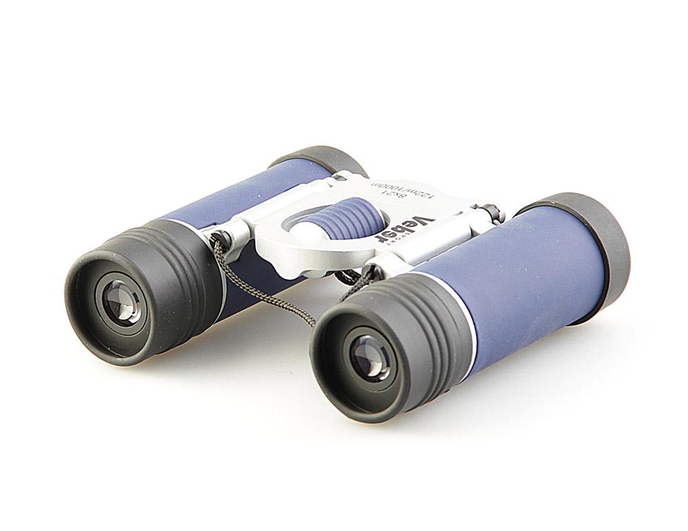 """Бинокль Veber """"Sport"""", цвет: черный, синий, БН 8x21 NEW 11002"""