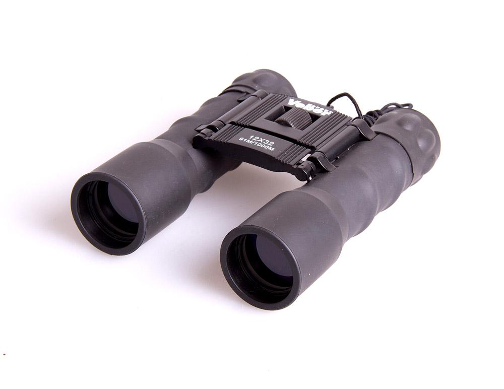 Бинокль Veber Sport, цвет: черный, БН 12x3211015Небольшого размера, с центральной фокусировкой, с диоптрийной подстройкой. Обрезиненный металлический корпус, оптика с просветляющим покрытием. ОПИСАНИЕ Бинокль 12-крат. Его объектив диаметром 32 мм собирает света на 60% больше, чем 25-мм объектив аналогичного 12-ти кратного бинокля. Для наблюдателя картинка в бинокле Veber Sport БН 12x32 будет светлее и объекты можно рассматривать на большем расстоянии. Разумный компромисс между светосилой, весогабаритными характеристиками и ценой. Этот бинокль пригодится водителю, ему найдется место и в дамской сумочке и в пляжном мешке. Все корпусные элементы сделаны из металла и обклеены тонкой резиной (брызгозащищенное исполнение). Особенности Компактный Призмы Roof Влагозащищенный Просветляющее покрытие оптических элементов Металлический обрезиненный корпус Комплектация Бинокль Футляр Ткань для протирки оптики Ремешок Гарантийный талон и инструкция ...