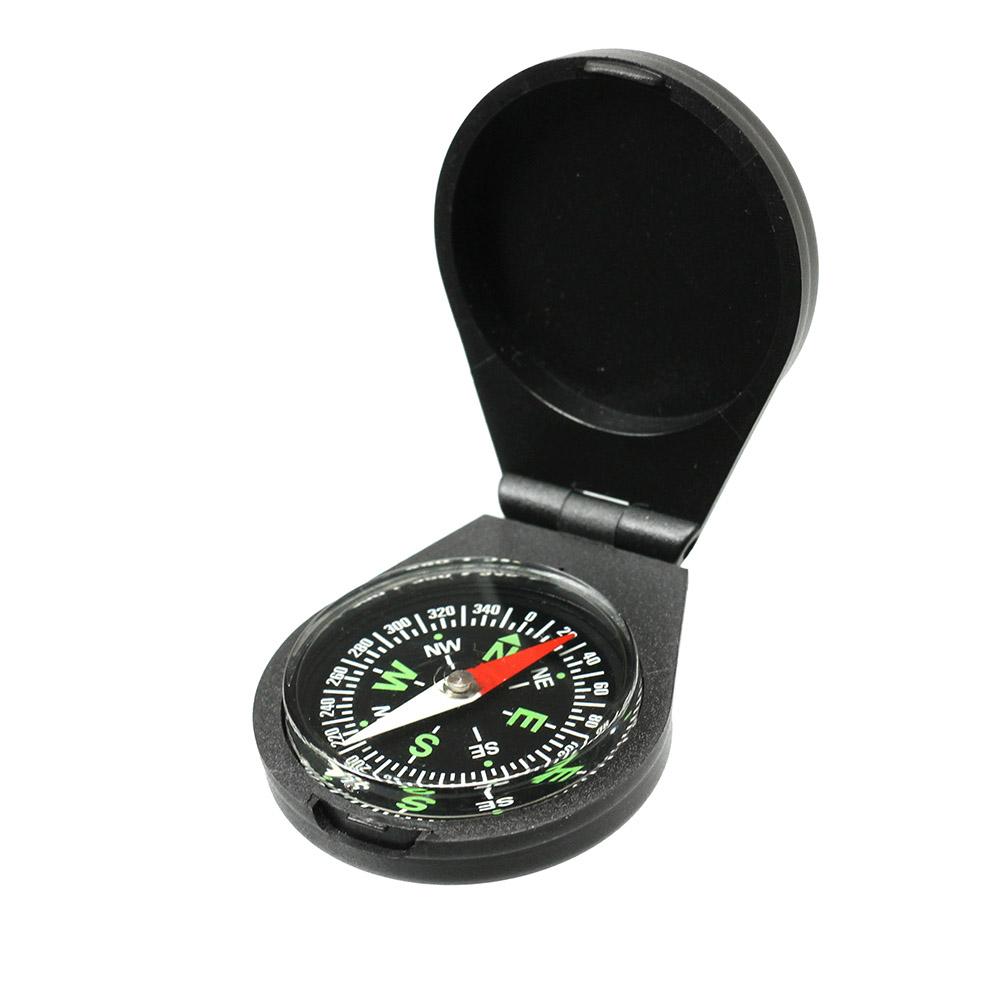 Компас Veber, цвет: черный, DC45-811145Компактный туристический компас с откидной крышкой ОПИСАНИЕ DC45-8 - магнитный туристический компас с крышкой. Круглая капсула выполнена из прозрачной пластмассы, находится в пластмассовом корпусе с крышкой. Внутри капсулы находится магнитная стрелка, на дне капсулы - градусная шкала азимута с ценой деления 5° и индексы N, S, E, W, NW, NE, SE, SW (N-север, S-юг, E-восток, W-запад, NW-северо-запад, NE-северо-восток, SE-юго-восток, SW-юго-запад) Характеристики Цена деления шкалы азимута 5° Длительность успокоения магнитной стрелки не более 5 с. Габаритные размеры 16х45х60 мм Вес 35 г