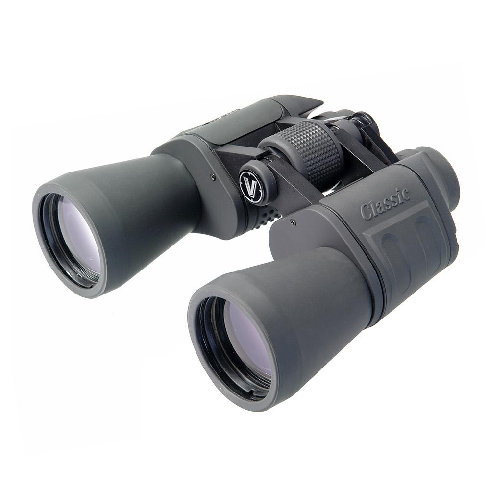 Бинокль Veber Classic, цвет: серый, БПЦ 16x50 VR23906Предназначен для рассматривания удаленных объектов в деталях. Для длительного наблюдения рекомендуется устанавливать на фото штатив (через адаптер, в комплект не входит). Металлический корпус, многослойное трудноистираемое оптическое покрытие линз. ОПИСАНИЕ Бинокль предназначен в первую очередь для рассматривания удаленных объектов в деталях. Его ближайший аналог Veber Classic БПЦ 15x50 . Увеличение бинокля Veber Classic БПЦ 16x50 VR на 6% больше, но при этом на 6% меньше светосила. Габариты и вес приборов аналогичны. Бинокль Veber Classic БПЦ 16x50 VR имеет металлический корпус и многослойное, трудноистираемое просветляющее покрытие объективов и окуляров. Особенности Призмы Porro Металлический корпус Многослойное, трудноистираемое просветляющее покрытие объективов и окуляров Центральная фокусировка Возможность установки на штатив (через адаптер) Отделка корпуса резиной (VR) Комплектация Кейс Защитные крышки ...