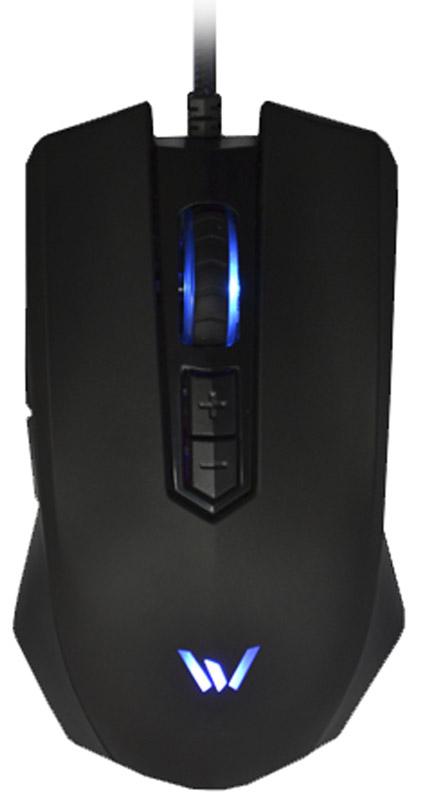 Qcyber Wolot, Black игровая мышьGM100В пылу виртуальных баталий, когда от каждого движения мыши зависит очень многое, у вас нет права на ошибку. Иногда боевая ситуация требует от вас молниеносного переключения DPI, и от того, насколько быстро и уверенно вы это сделаете, может зависеть исход сражения. Игровая мышь Qcyber Wolot с разрешением 3200 dpi позволит вам в мгновение ока переключить DPI, при этом цветовая индикация подсветки не даст вам усомниться, что команда выполнена. Интуитивно понятное и функциональное ПО, 9 программируемых клавиш в сочетании с пятью профилями дадут вам доступ к более чем 40 действиям, которые не один раз выручат вас в игре. Функции, которые можно приписать каждой из 9 клавиш, ограничены лишь вашей фантазией. Ну, а если вы хотите настроить параметры самой мыши исключительно под себя , Qcyber Wolot предоставит вам и эту возможность! Ведь настройке подлежит абсолютно все - от изменения скорости опроса сенсора до количества доступных режимов DPI. Пожалуй,...