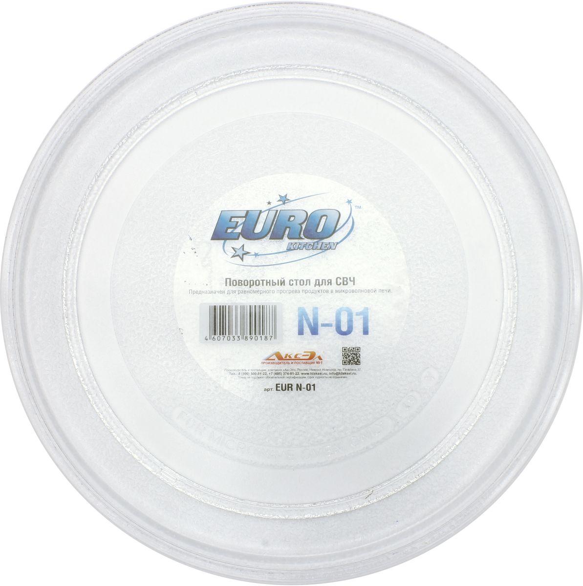 Euro Kitchen N-01 тарелка для СВЧ