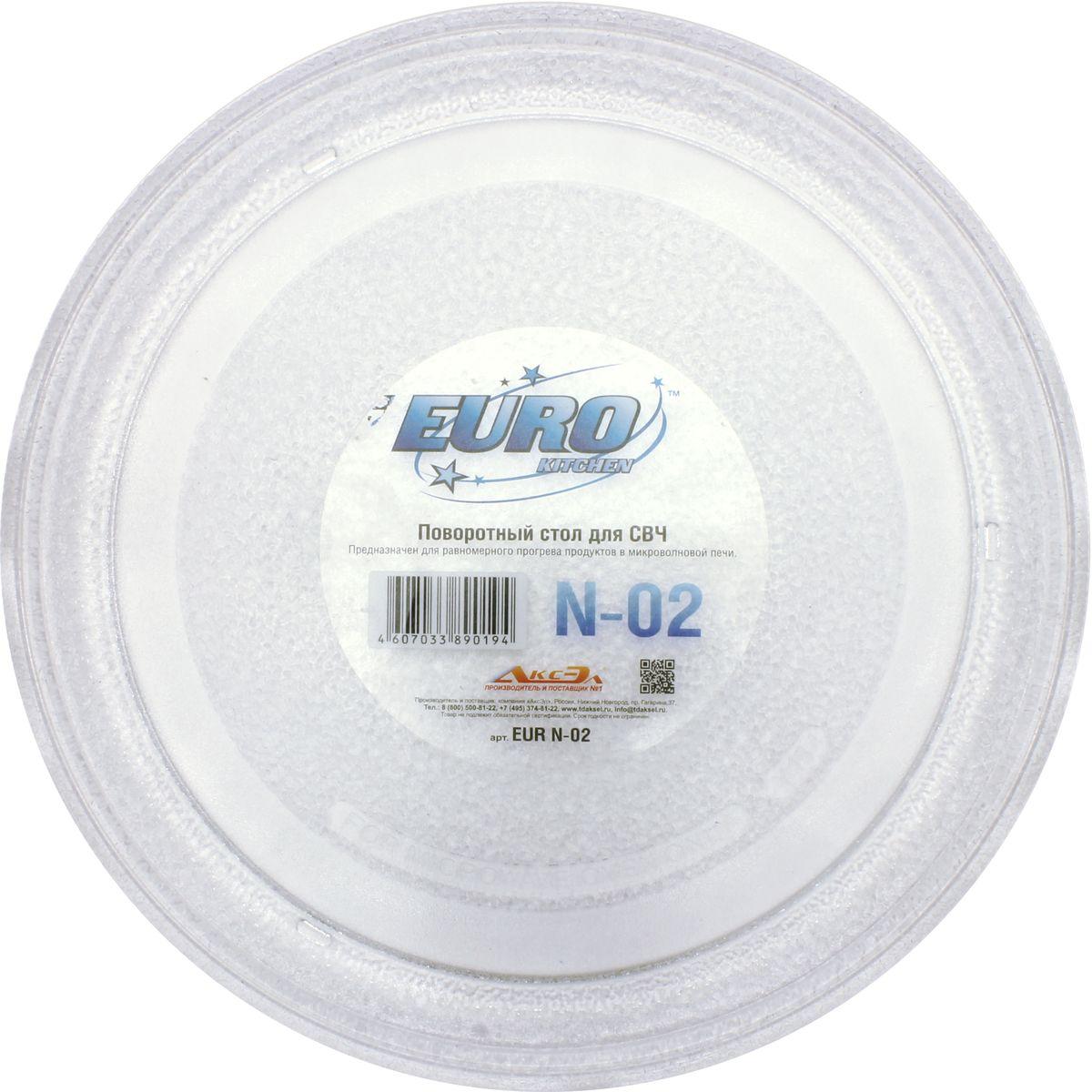 Euro Kitchen N-02 тарелка для СВЧ