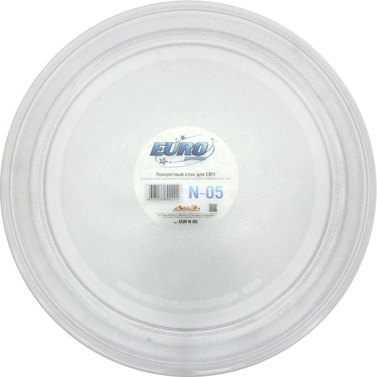 Euro Kitchen N-05 тарелка для СВЧ