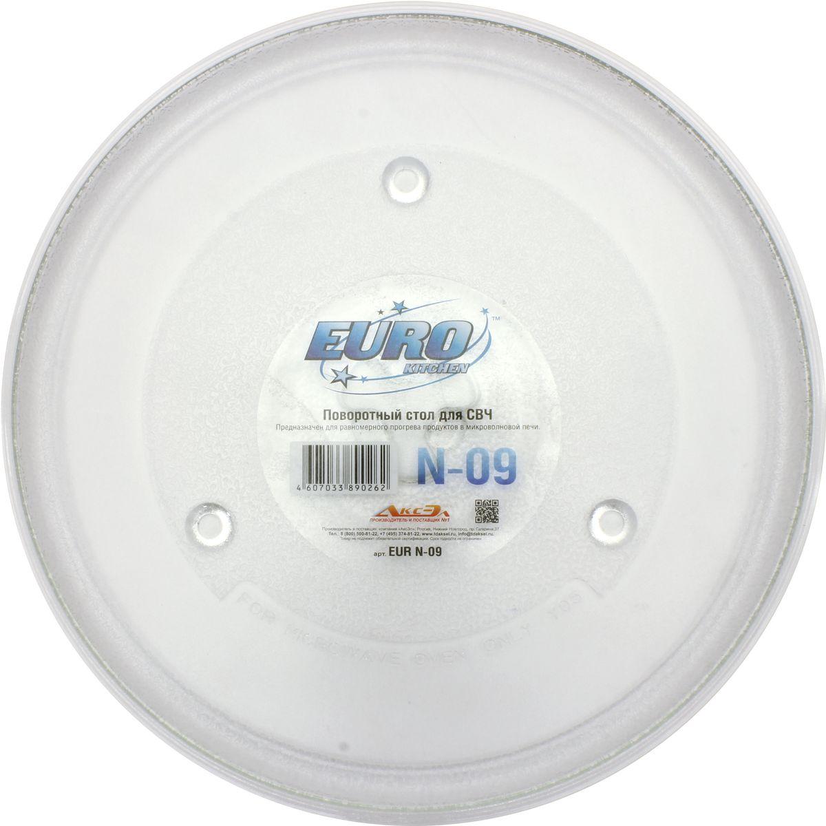 Euro Kitchen N-09 тарелка для СВЧ