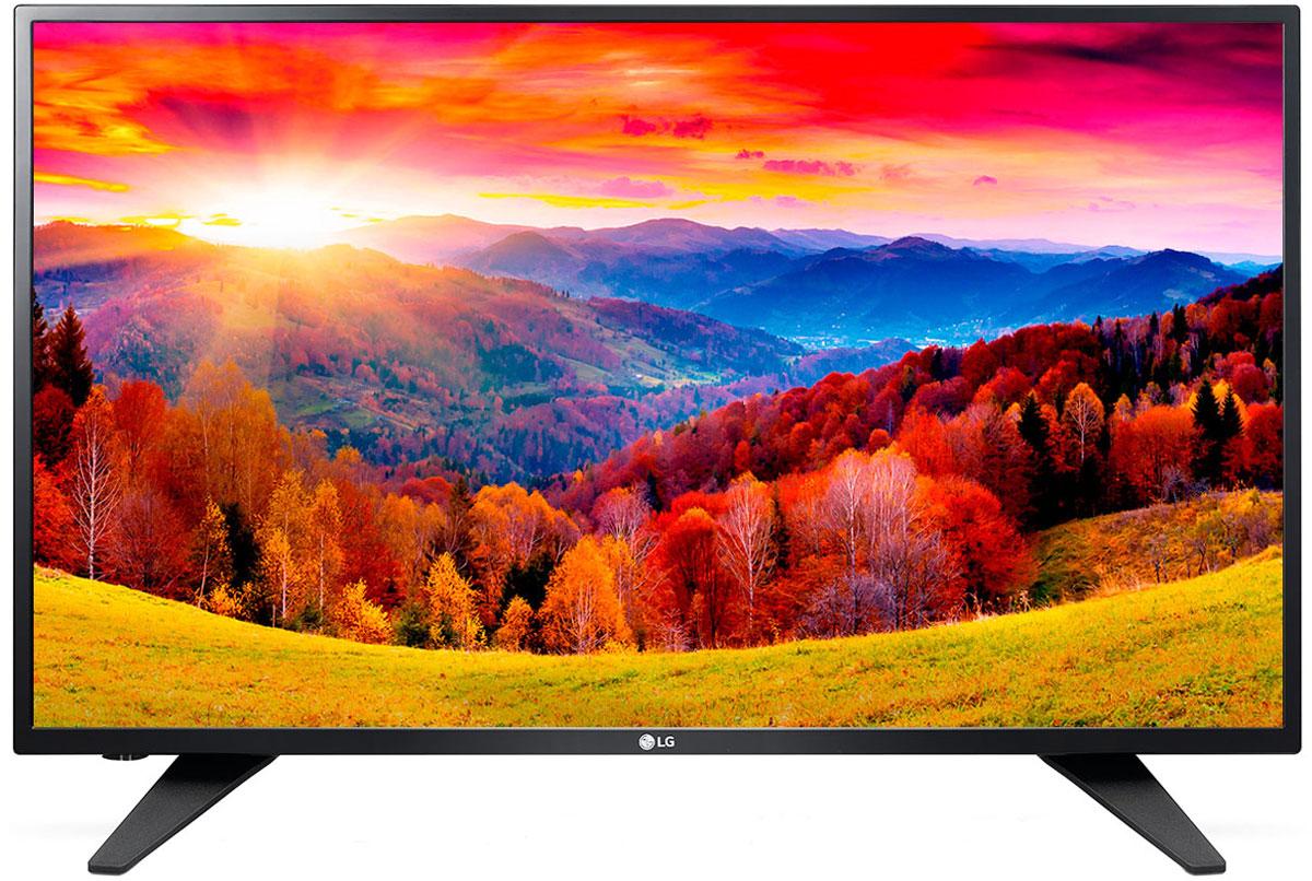 LG 32LH500D телевизор32LH500DТелевизор LG 32LH500D с диагональю 32 прекрасно подходит для просмотра фильмов или спортивных программ. Также его можно использовать в качестве монитора для игровой приставки или компьютера. Новый графический процессор Triple XD отвечает за качество цветопередачи, уровень контрастности и чёткость изображения. Система точной настройки Picture Wizard III позволяет вам быстро отрегулировать глубину чёрного, цветовую гамму, чёткость изображения и уровень яркости. LG 32LH500D оснащен тюнерами для приема как аналогового (NTSC/PAL/SECAM), так и цифрового сигнала (DVB-T/T2/C). Благодаря двум стереодинамикам по 5 Вт каждый вы сможете насладиться чистым звуком без шумов и искажений даже на максимальном уровне громкости. LG 32LH500D оборудован USB-портом. Благодаря встроенному медиаплееру аппарат воспроизводит основные форматы и кодеки. Поддержка Dolby Digital позволяет воспроизводить многоканальный звук в видео.