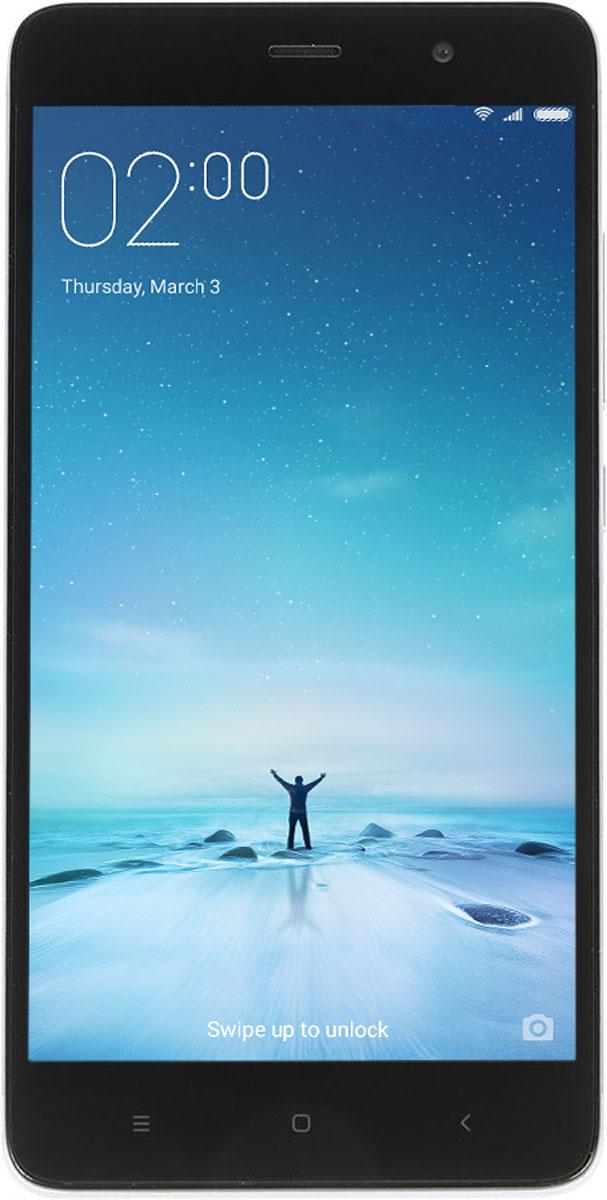 Xiaomi Redmi Note 3 Pro (32GB), GreyREDMINOTE3GR32GBXiaomi Redmi Note 3 Pro - это мощный флагманский смартфон с наличием функции сканера отпечатков пальцев, металлическим корпусом, емкой батареей на 4000 мАч. Несмотря на свои мощные характеристики и большую укомплектованность, фаблет выглядит очень изящно, он по-прежнему остается очень легким и приятным на ощупь. Быстрый, легкий, красивый, износоустойчивый. Redmi Note 3 Pro наверняка понравится вам. Скорость! Именно за это смартфон может называться флагманом. Скорость работы смартфона дает возможность в полной мере оценить и ощутить весь спектр позитивных эмоций, играя в различные игры. Redmi Note 3 Pro оснащен высокопроизводительным процессором Qualcomm MSM8956 Snapdragon 650 с 6 ядрами, кроме того, имеет более быструю двухканальную внутреннюю память eMMC 5.0, не говоря уже о новой системе MIUI 7. Одним словом, оптимизация ОС смартфона позволит вам получать массу удовольствия от использования Redmi Note 3 Pro. Во время игр на смартфоне у вас не...
