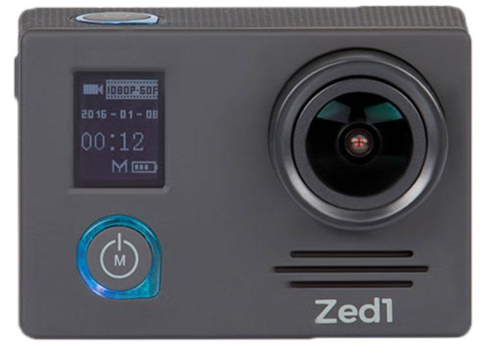 AC-Robin ZED1, Black экшн-камераАК-00000750Компактная, мощная и функциональная экшн-камера AC-Robin ZED1. Позволяет записывать двухчасовой захватывающий фильм в экшн-формате. Обеспечивает высококачественный результат при максимуме драйва и минимуме усилий. Аппаратно-программный комплекс гиростабилизации ITG-1010A позволяет делать качественные фото даже на высоких скоростях в условиях неравномерного движения и нелинейных ускорений. Камера AC Robin ZED1 позволяет снимать видео в самом высоком качестве нон-стоп на протяжении двух часов! Аккумулятор высокой эффективности емкостью 1600 мАч – это беспрерывная съемка целостного фильма. Матрица Sony Exmor-R CMOS имеет высокое разрешение и позволяет проводить видеосъемку в максимальном качестве, при этом достигая яркого и высококонтрастного изображения с минимальным уровнем шума. Благодаря своему строению, матрица Exmor-R CMOS имеет высокую светочувствительность, значительно превосходя аналоги по качеству съемки. Всё...