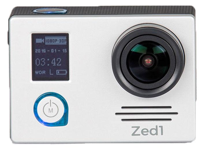 AC-Robin ZED1, Silver экшн-камераАК-00000751Компактная, мощная и функциональная экшн-камера AC-Robin ZED1. Позволяет записывать двухчасовой захватывающий фильм в экшн-формате. Обеспечивает высококачественный результат при максимуме драйва и минимуме усилий. Аппаратно-программный комплекс гиростабилизации ITG-1010A позволяет делать качественные фото даже на высоких скоростях в условиях неравномерного движения и нелинейных ускорений. Камера AC Robin ZED1 позволяет снимать видео в самом высоком качестве нон-стоп на протяжении двух часов! Аккумулятор высокой эффективности емкостью 1600 мАч - это беспрерывная съемка целостного фильма. Матрица Sony Exmor-R CMOS имеет высокое разрешение и позволяет проводить видеосъемку в максимальном качестве, при этом достигая яркого и высококонтрастного изображения с минимальным уровнем шума. Благодаря своему строению, матрица Exmor-R CMOS имеет высокую светочувствительность, значительно превосходя аналоги по качеству съемки. Всё...
