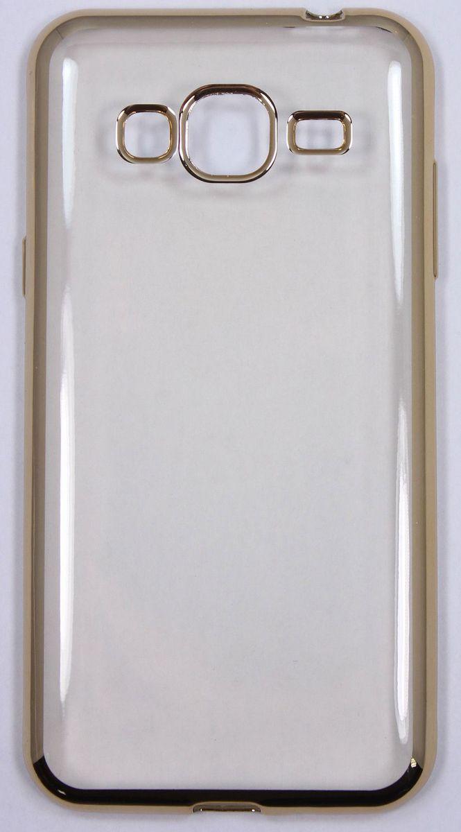 Red Line iBox Blaze чехол для Samsung Galaxy J3 (2016), GoldУТ000009701Практичный и тонкий силиконовый чехол Red Line iBox Blaze для Samsung Galaxy J3 (2016) с эффектом металлических граней защищает телефон от царапин, ударов и других повреждений. Чехол изготовлен из высококачественного материала, плотно облегает смартфон и имеет все необходимые технологические отверстия, соответствующие модели телефона. Силиконовый чехол Red Line iBox Blaze долгое время сохраняет свою первоначальную форму и не растягивается на смартфоне.