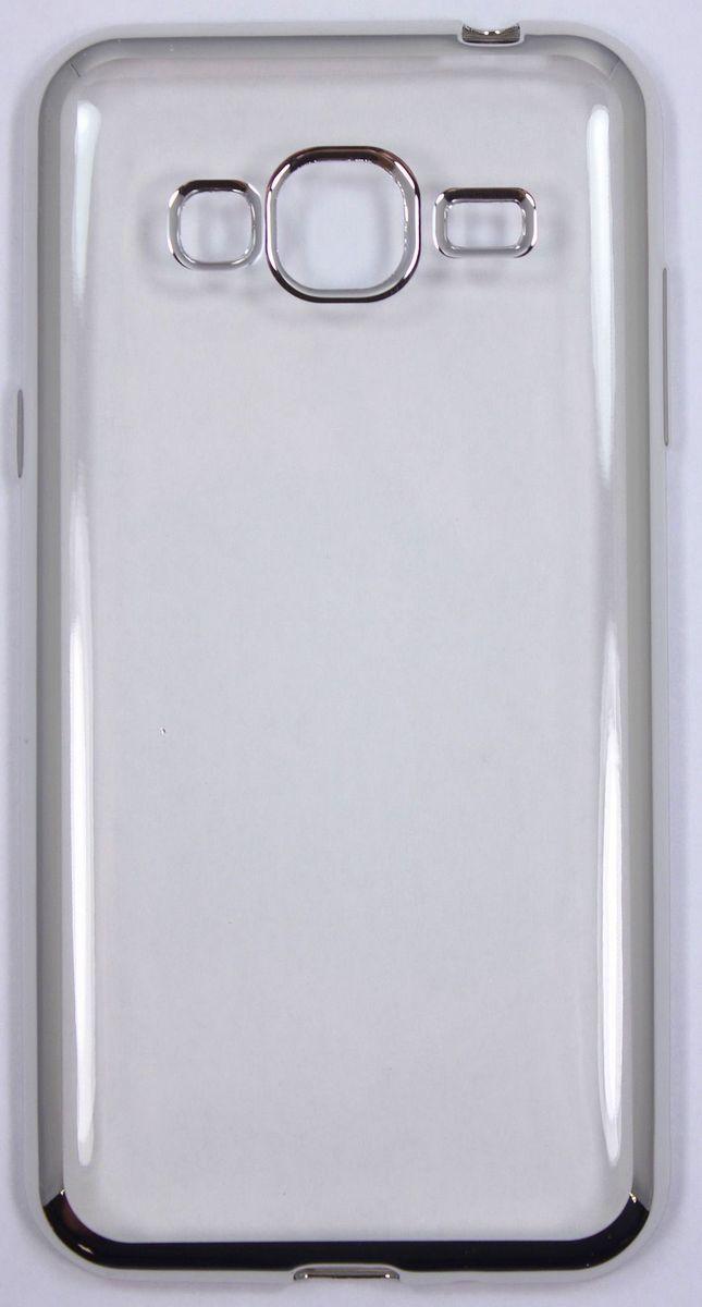Red Line iBox Blaze чехол для Samsung Galaxy J3 (2016), SilverУТ000009703Практичный и тонкий силиконовый чехол Red Line iBox Blaze для Samsung Galaxy J3 (2016) с эффектом металлических граней защищает телефон от царапин, ударов и других повреждений. Чехол изготовлен из высококачественного материала, плотно облегает смартфон и имеет все необходимые технологические отверстия, соответствующие модели телефона. Силиконовый чехол Red Line iBox Blaze долгое время сохраняет свою первоначальную форму и не растягивается на смартфоне.