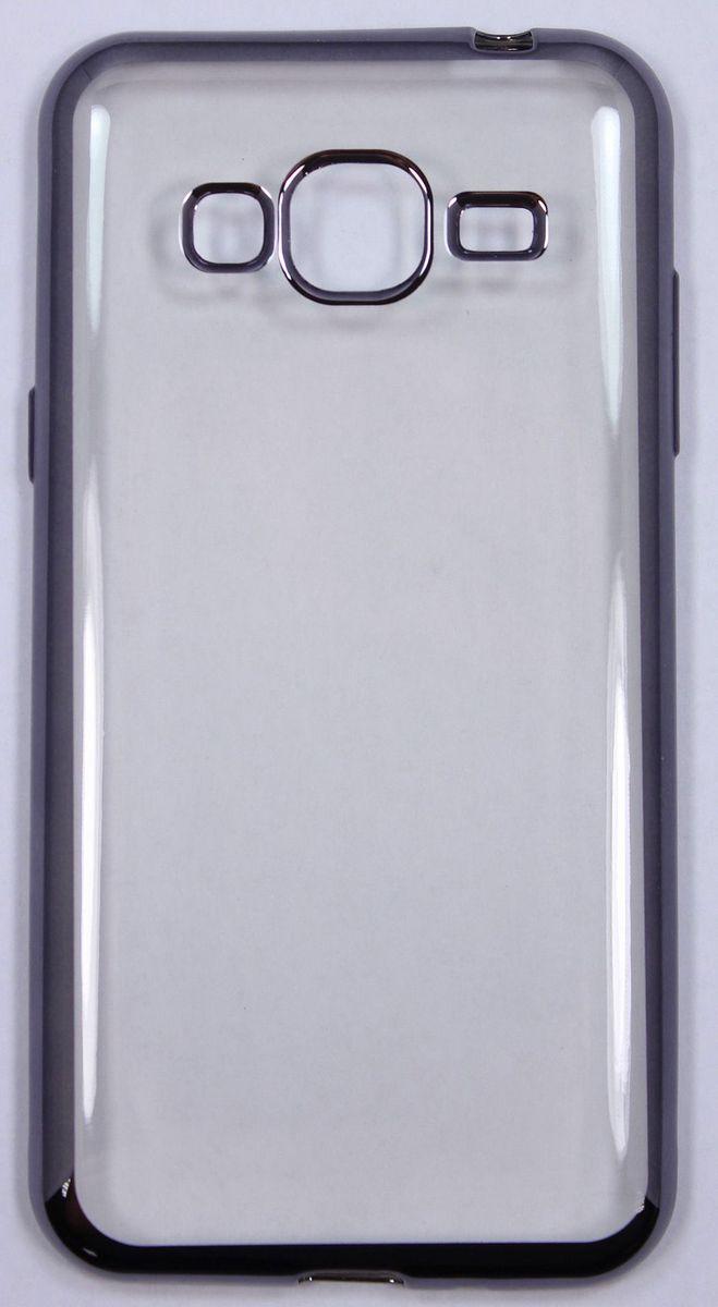 Red Line iBox Blaze чехол для Samsung Galaxy J3 (2016), BackУТ000009704Практичный и тонкий силиконовый чехол Red Line iBox Blaze для Samsung Galaxy J3 (2016) с эффектом металлических граней защищает телефон от царапин, ударов и других повреждений. Чехол изготовлен из высококачественного материала, плотно облегает смартфон и имеет все необходимые технологические отверстия, соответствующие модели телефона. Силиконовый чехол Red Line iBox Blaze долгое время сохраняет свою первоначальную форму и не растягивается на смартфоне.