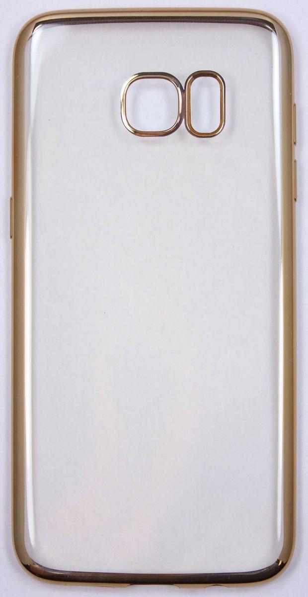 Red Line iBox Blaze чехол для Samsung Galaxy S7 Edge, GoldУТ000009622Практичный и тонкий силиконовый чехол Red Line iBox Blaze для Samsung Galaxy S7 Edge с эффектом металлических граней защищает телефон от царапин, ударов и других повреждений. Чехол изготовлен из высококачественного материала, плотно облегает смартфон и имеет все необходимые технологические отверстия, соответствующие модели телефона. Силиконовый чехол Red Line iBox Blaze долгое время сохраняет свою первоначальную форму и не растягивается на смартфоне.