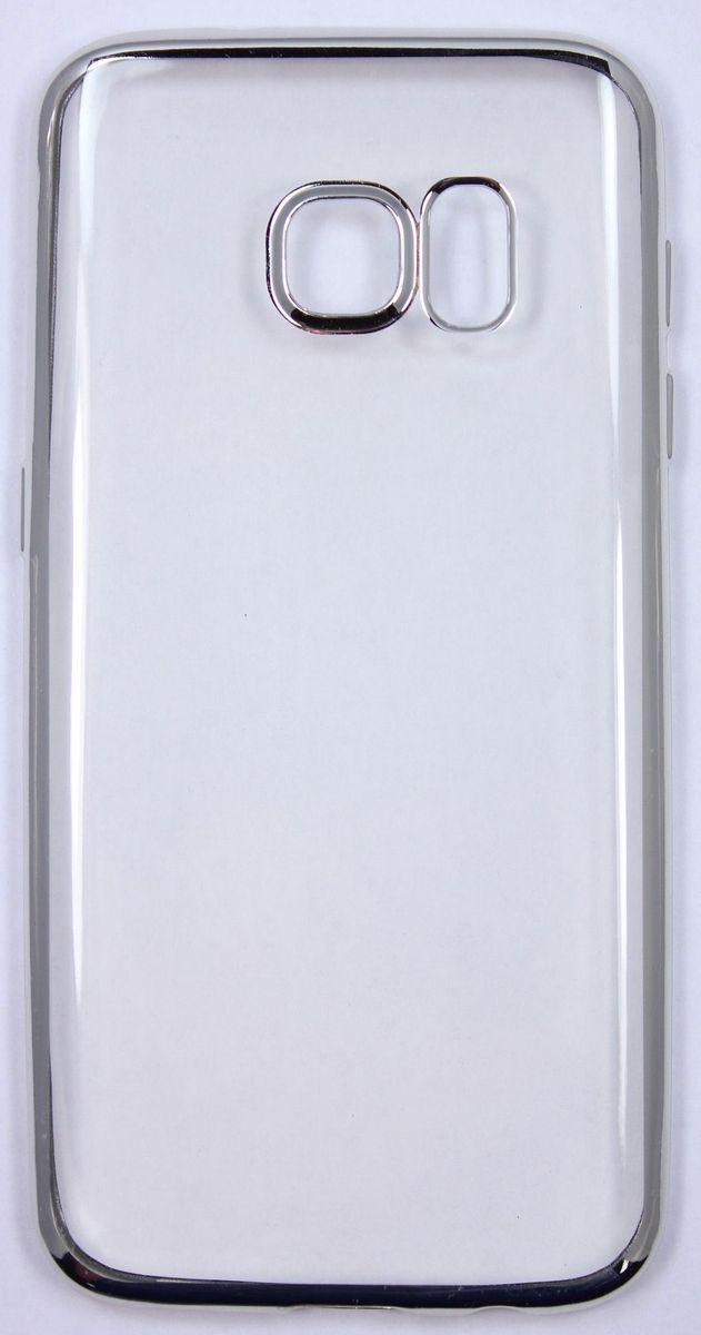 Red Line iBox Blaze чехол для Samsung Galaxy S7 Edge, SilverУТ000009624Практичный и тонкий силиконовый чехол Red Line iBox Blaze для Samsung Galaxy S7 Edge с эффектом металлических граней защищает телефон от царапин, ударов и других повреждений. Чехол изготовлен из высококачественного материала, плотно облегает смартфон и имеет все необходимые технологические отверстия, соответствующие модели телефона. Силиконовый чехол Red Line iBox Blaze долгое время сохраняет свою первоначальную форму и не растягивается на смартфоне.